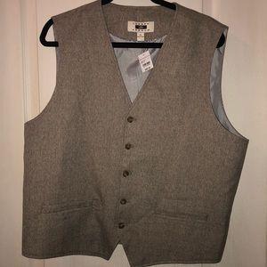 New w/tags Joseph Abboud Vest